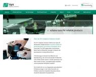 Bild ISYS Adaptive Solutions GmbH