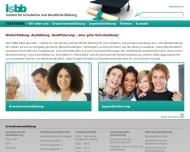 Bild isbb Institut für schulische und berufliche Bildung GmbH