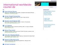 Bild IWC International Wordwide courier GmbH