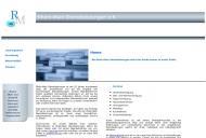 Website Rhein-Main Dienstleistungen