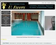 Fliesenverlegemeister Uwe Ewers