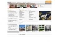 Bild Webseite Uwe Lutz - Lucon Immobilien - Berlin
