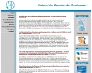 Bild Verband der Beamten der Bundeswehr (VBB) e.V.
