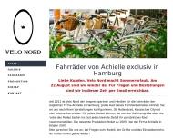 Bild Webseite Velo Nord LPR Hamburg