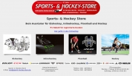 Bild Webseite Andreas Bohn Sports- & Hockey Store Berlin