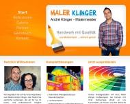 Bild Andre Klinger Malerbetrieb