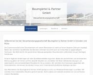 Bild Baumgärtel & Partner GmbH Steuerberatungsgesellschaft