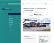 Bild Döbler Werkzeug- und Maschinenbau GmbH
