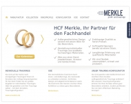 Bild H.C.F. Merkle GmbH Schmuck und Ringfabrik