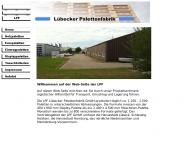 Bild LPF Lübecker Palettenfabrik GmbH