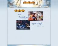 Bild Webseite PVL Probosch-Vogt-Loos Electronic & Elektrotechnik Cadolzburg