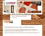 Treppen- und Gel?nder aus Hannover - LUXHOLM Bauelemente Werk GmbH