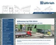 Flensburger maschinenbau anstalt ullrich gmbh & co kg