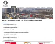 Bild ADM Hamburg Aktiengesellschaft