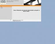 Website IBB Niedermaier Beteiligung