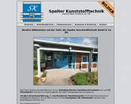 Firma Spalter Kunststofftechnik, Hubert Riedl GmbH Co. KG in Georgensgm?nd