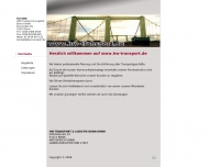 Bild HW Transport & Logistik Bonn GmbH