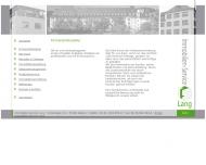 Website Immobilien-Service Lang Verwaltung