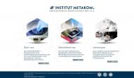 Bild Webseite Institut METAKOM Kompetenzzentrum für Lebensmittelsicherheit Feuchtwangen