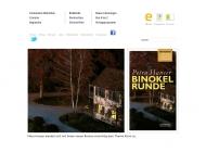 Bild Webseite INFO-Verlag Gesellschaft Karlsruhe