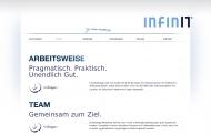 Website INFINIT