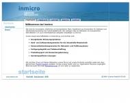 Bild inmicro Verwaltungs GmbH