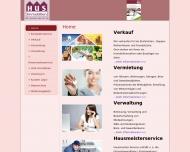Website Horst Ulrich HUS Immobilien