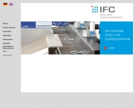 Bild Webseite ifc intelligent feeding components Oedheim