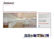 Bild Webseite imm.net Hamburg
