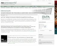 Bild Webseite VETO Düsseldorf