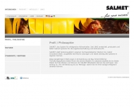 Website SALMET International