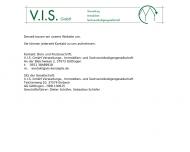 Bild V.I.S. GmbH, Verwaltungs-, Immobilien- und Sachverständigengesellschaft