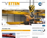 Bild Vetten Krane & Service GmbH