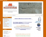 Bild Webseite Andreas Humbs Bauwerterhaltung Neubeuern