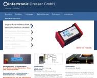 Bild Intertronic Gresser GmbH