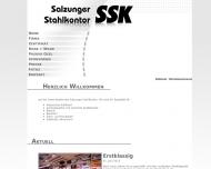 Bild Salzunger Stahlkontor Handels- und Vertretungsgesellschaft mbH