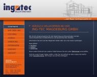 Bild ing-tec Magdeburg GmbH