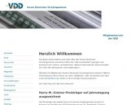 Bild Verein Deutscher Druckingenieure e.V.