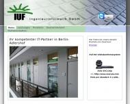 Bild IUF Ingenieurinformatik GmbH