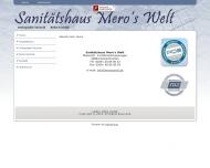 Bild Sanitätshaus Mero's Welt e.K.