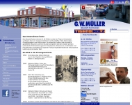 Website Verwaltungsgesellschaft G.W. Müller