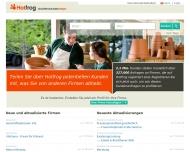 Bild Webseite VION Import & Export Düsseldorf