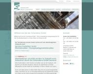 Bild Webseite Schembera München