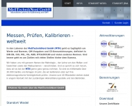 Bild Webseite SchirmTechnikNord Wedel