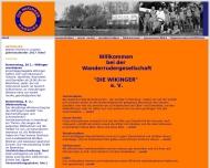 Bild Webseite Wanderrudergesellschaft Die Wikinger Hamburg