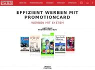 Bild Webseite WebPromotion Wuppertal