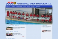 Bild Webseite Wasserball - Union Magdeburg Magdeburg