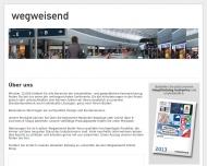 Bild Webseite Wegweisend Düsseldorf