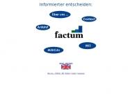 Bild factum Gesellschaft für Management-Informationssysteme mbH & Co. Kommanditgesellschaft