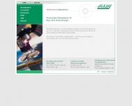 Bild Webseite FAD Fertigung  und Automatisierungstechnik Dresden